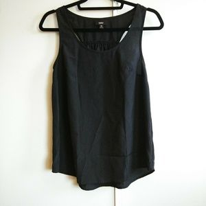🎈 JUST IN 🎈 Mossimo Simple Black Tank Top